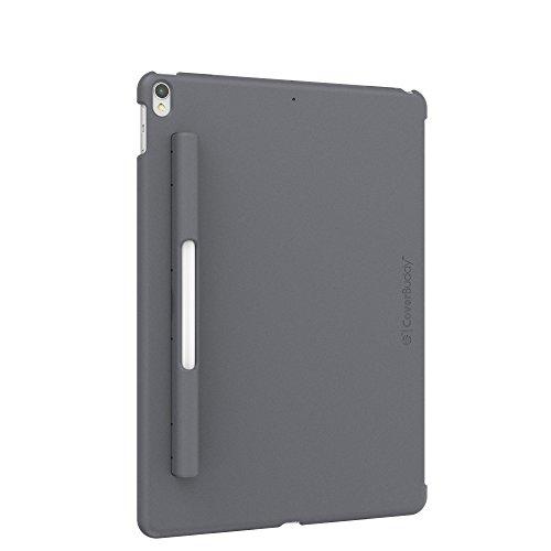 iPad Pro 10.5 ケース SwitchEasy CoverBuddy ハード バック カバー Apple Pencil 収納付き 純正 スマートキーボード 対応 [ アイパッドプロ10.5 インチ 専用 ] スペースグレー