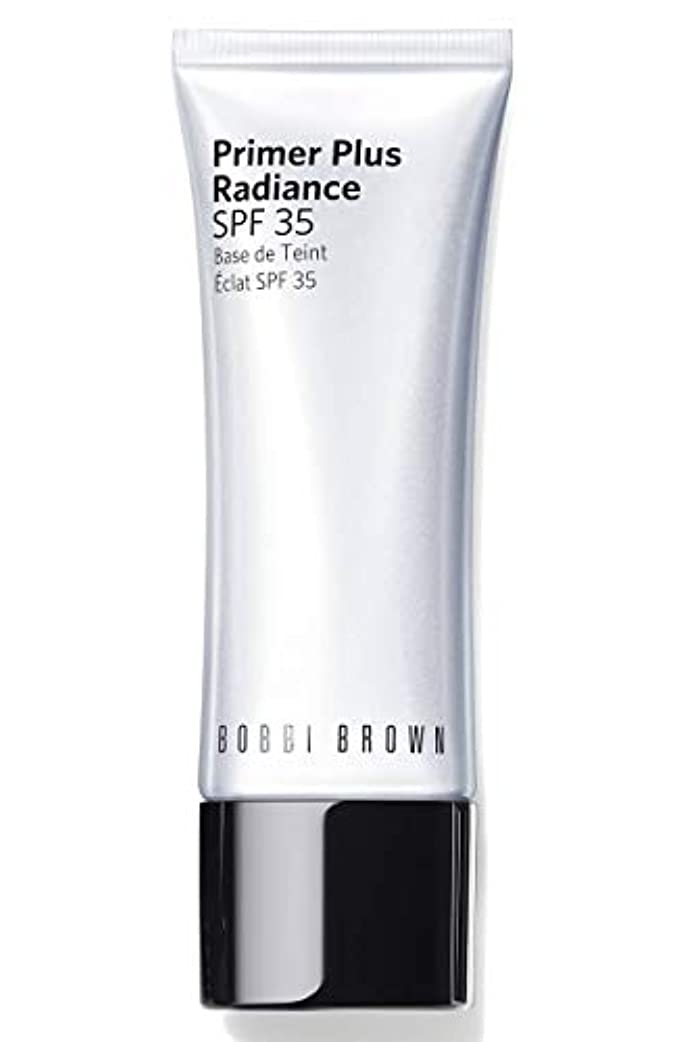 豊富に哲学的化学薬品BOBBI BROWN(ボビイ ブラウン) プライマー プラス ラディアンス SPF 35 (PA+++) 40g