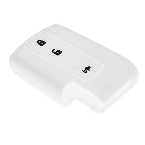 [해외]Perfk Toyota를위한 3 버튼 자동차 원격 열쇠 고리 실리콘 보호 케이스 커버 14 색상 선택/Perfk For Toyota 3 Button Car Remote Keyfob Silicone Protective Case Cover 14 colors to choose
