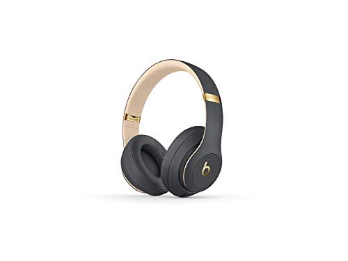 Beats Studio3 Wirelessオーバーイヤーヘッドフォン - シャドーグレー