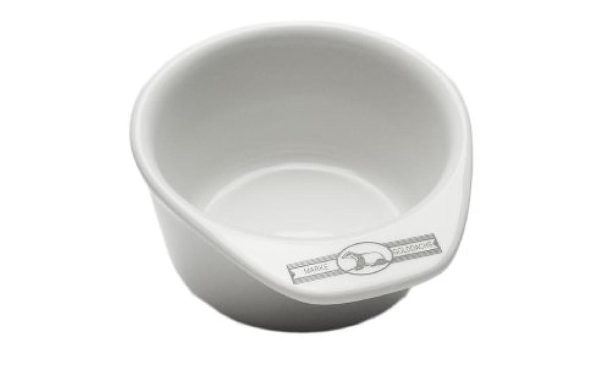 おなじみのレトルト羊Golddachs shaving pot, Porcelain with handle
