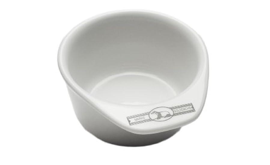 監査ブレイズ私たちGolddachs shaving pot, Porcelain with handle