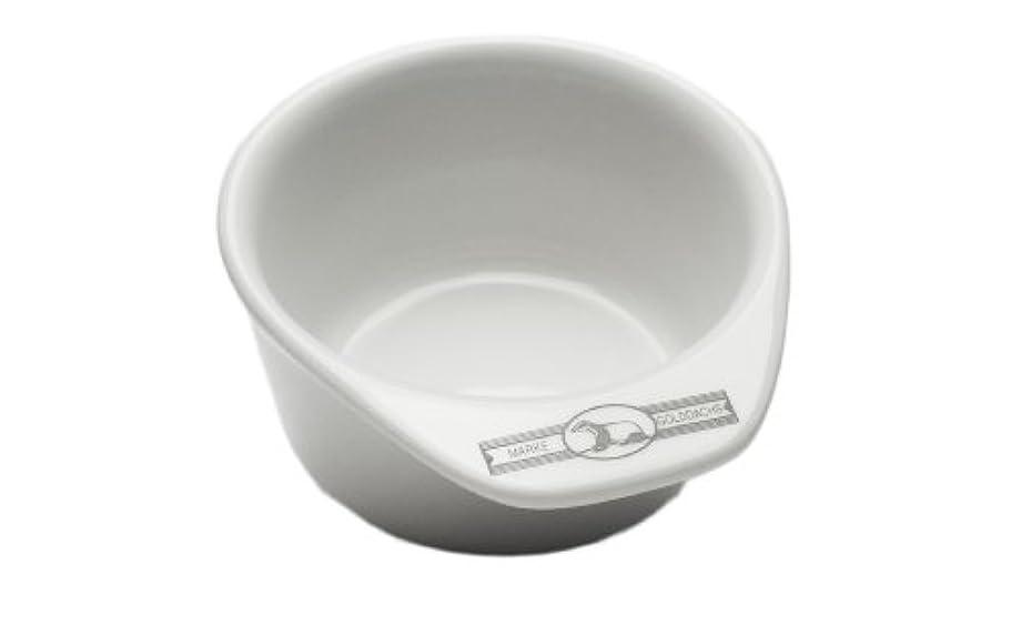 肥満太字プレーヤーGolddachs shaving pot, Porcelain with handle