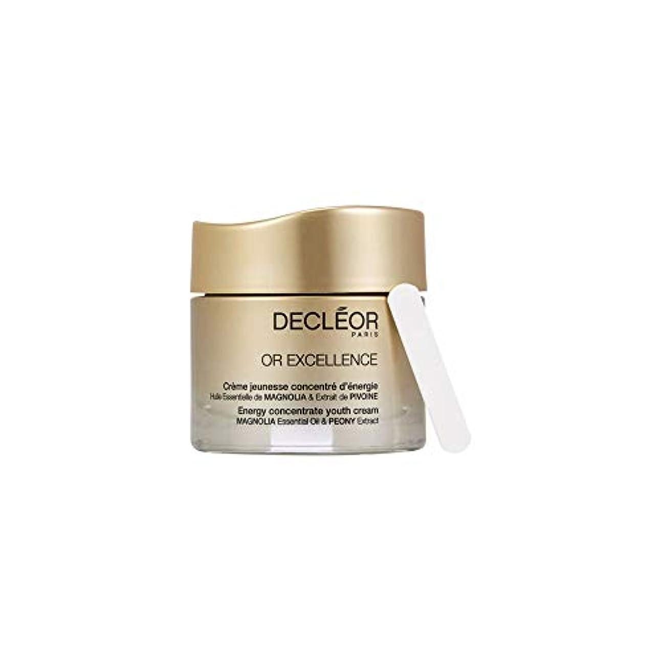 民主主義リーストッキングデクレオール Orexcellence Energy Concentrate Youth Cream 50ml/1.7oz並行輸入品