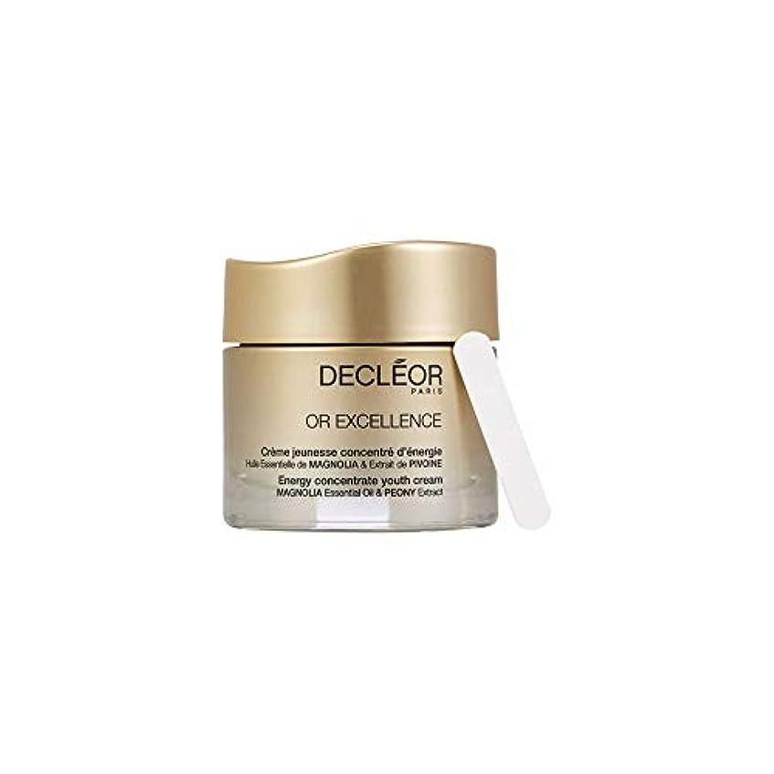 ナチュラアルファベット順引き潮デクレオール Orexcellence Energy Concentrate Youth Cream 50ml/1.7oz並行輸入品