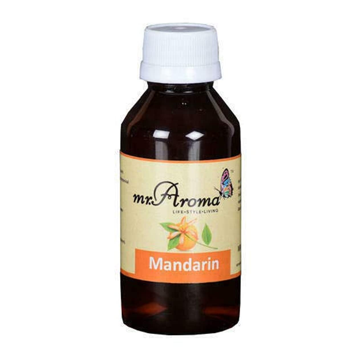 あいまいさ認可注意Mr. Aroma Mandarin Vaporizer/Essential Oil 15ml