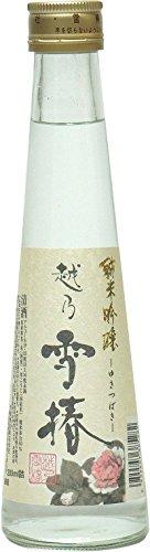 純米吟醸 雪椿 瓶200ml