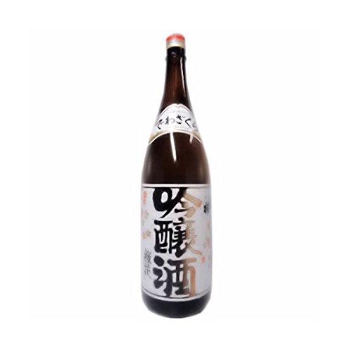出羽桜 桜花 吟醸酒 1800ml 1本