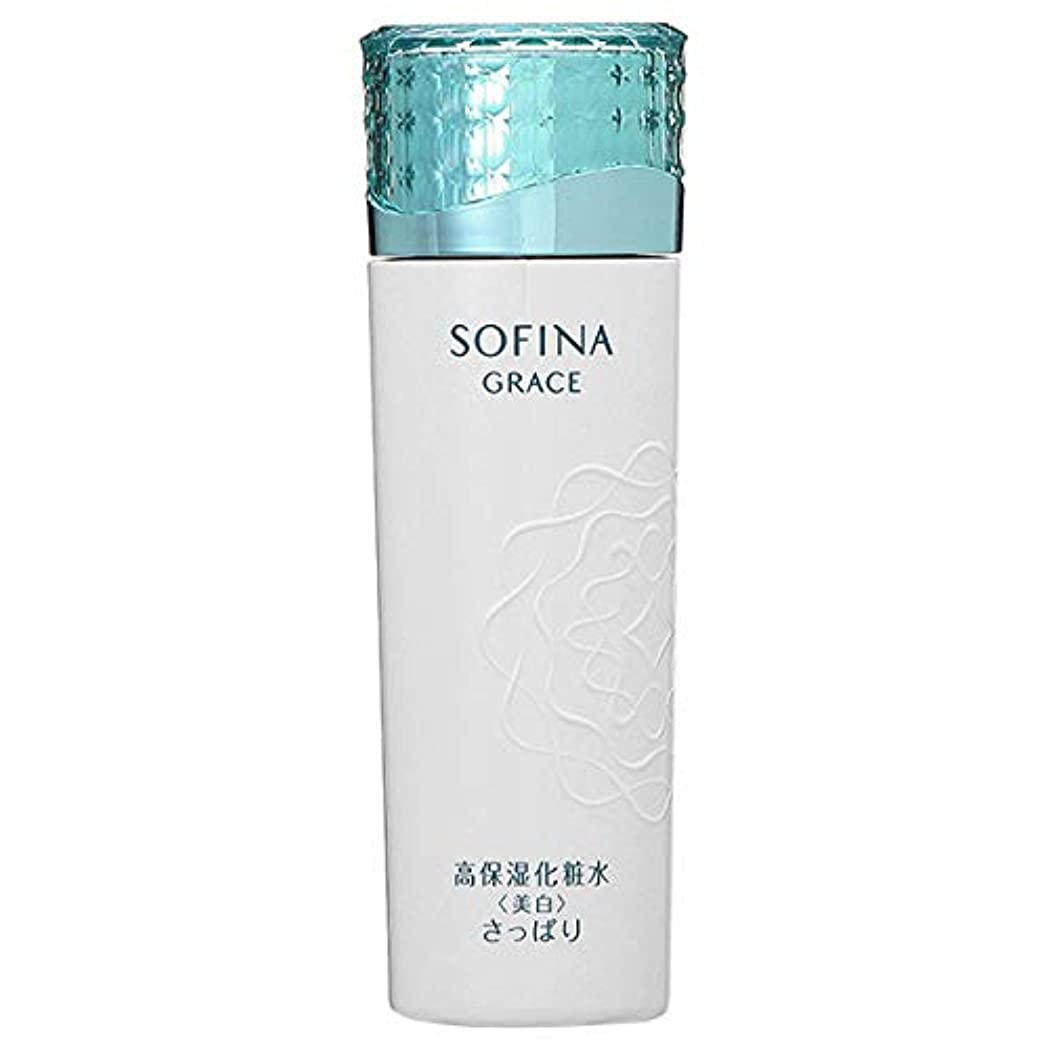粘着性変な意味する花王 グレイス ソフィーナ 高保湿化粧水 美白 さっぱり 140mL