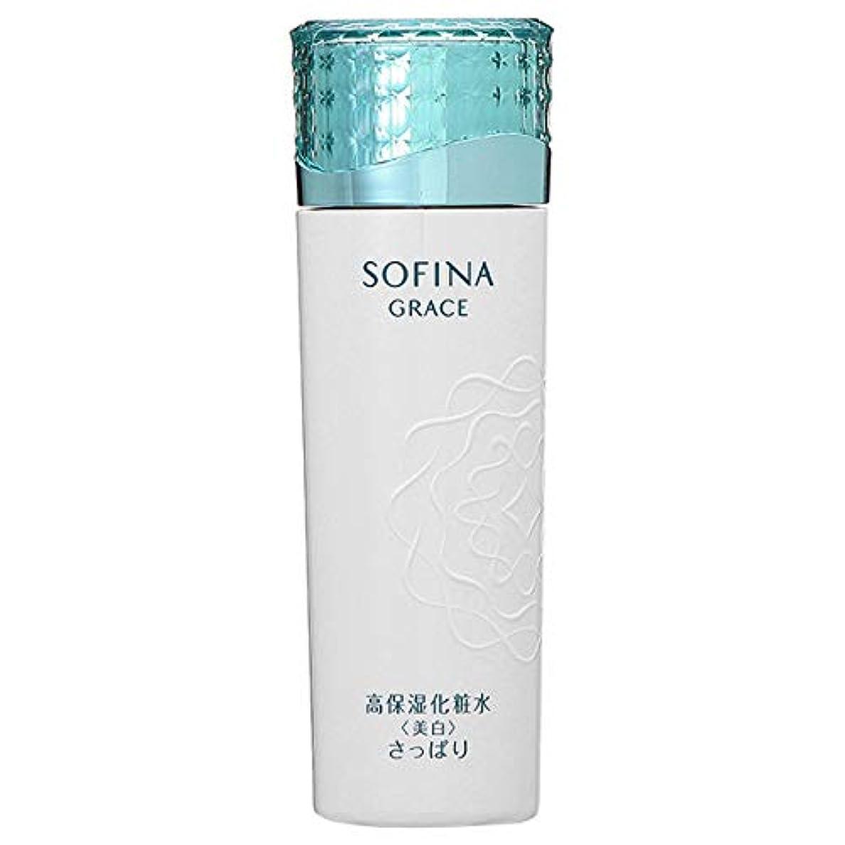 モバイル勤勉な栄養花王 グレイス ソフィーナ 高保湿化粧水 美白 さっぱり 140mL