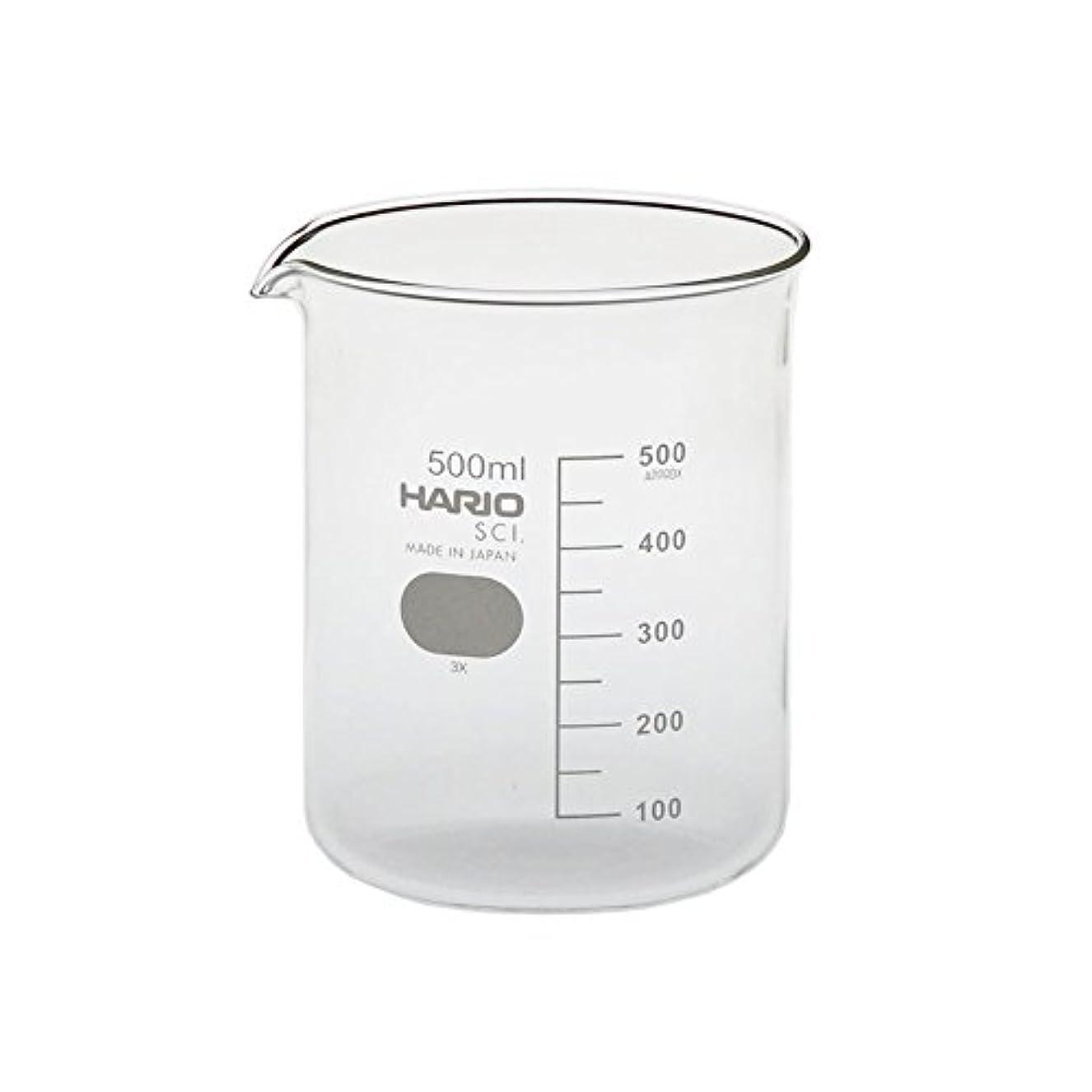 購入サポート不愉快にHARIO (ハリオ) ビーカー 500ml H32 B-500-H32