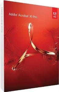 Adobe Acrobat XI Pro 日本語対応版