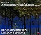ブリテン:歌劇「真夏の夜の夢」