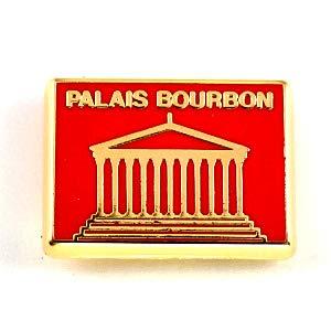 限定 レア ピンバッジ パリ国民議会ブルボン宮殿 ピンズ フランス