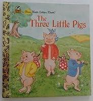 The Three Little Pigs (Little Golden Book)