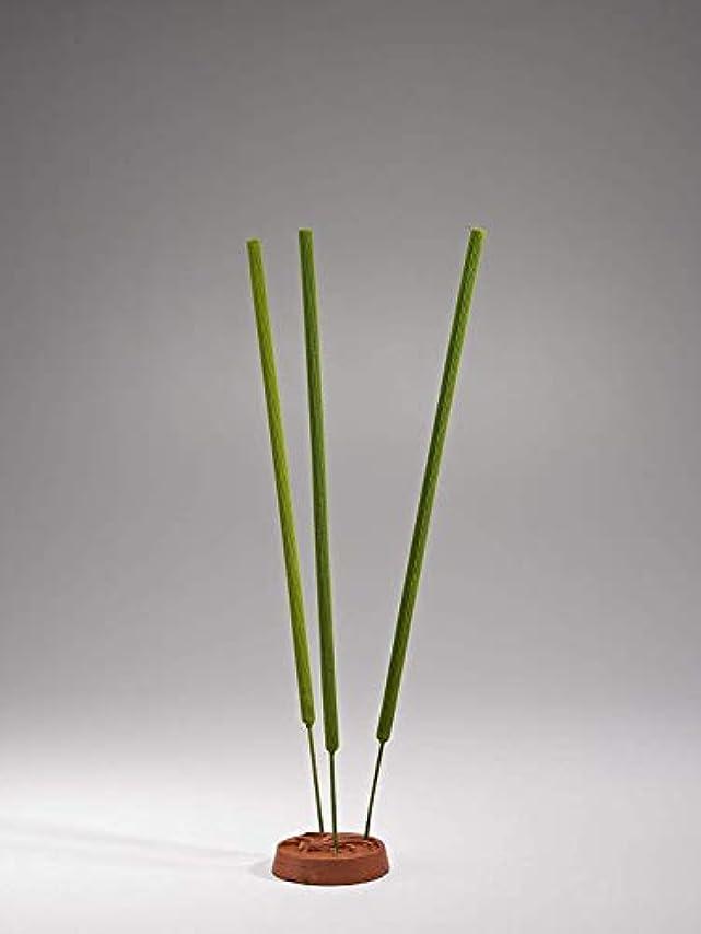 過敏なサドル公式Iris Amogha Citronella Garden Incense
