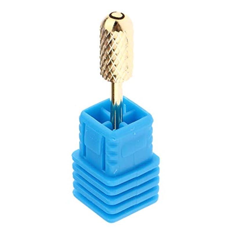 単なるお誕生日メトロポリタンInjoyo ネイルアート ドリルビット 研磨ヘッド ネイルケア ツール 耐摩耗性 耐久性 高硬度 合金 全4選択 - #3