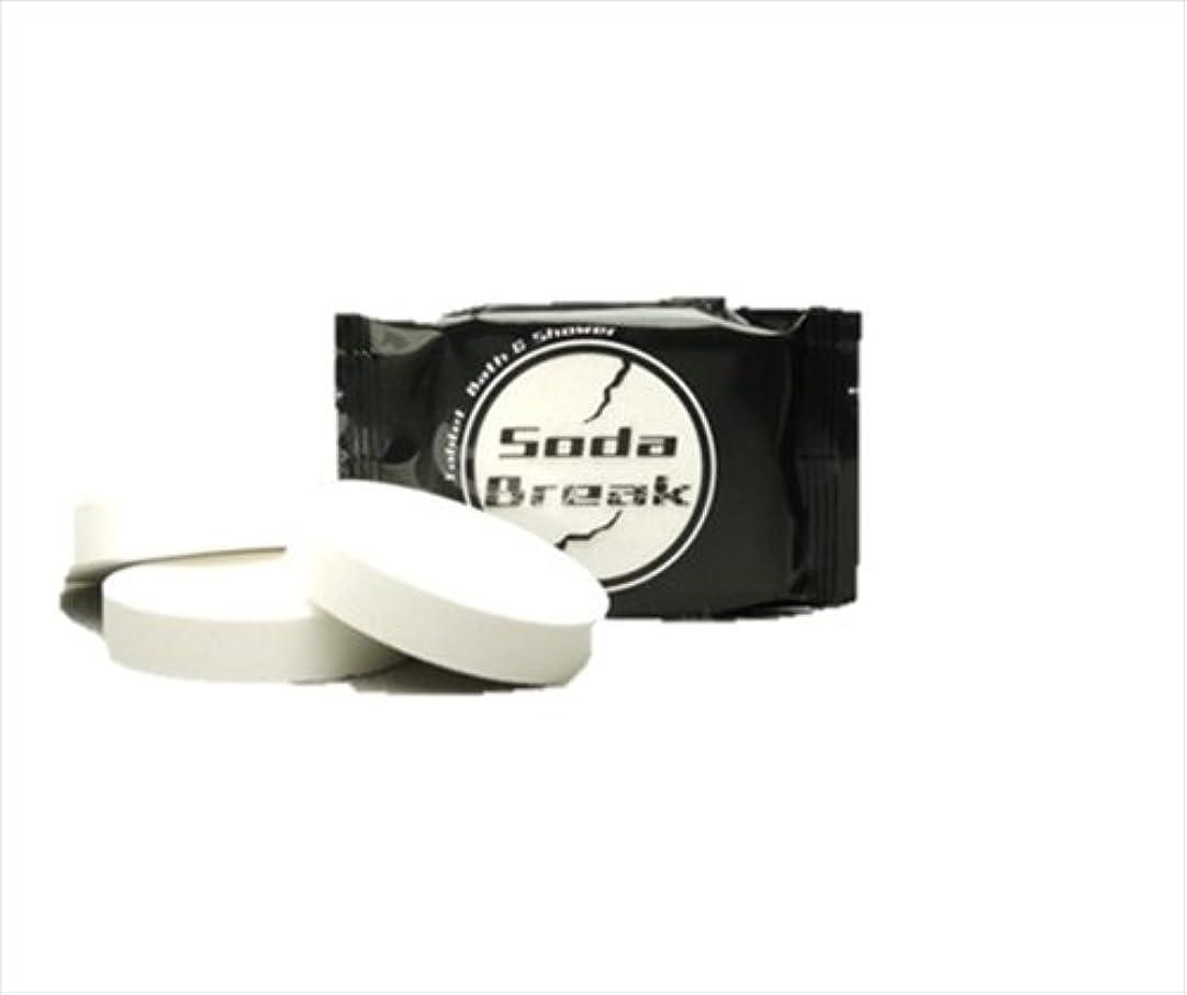 ジョブ推定する不適切なソーダブレイク (40g 4錠入り)