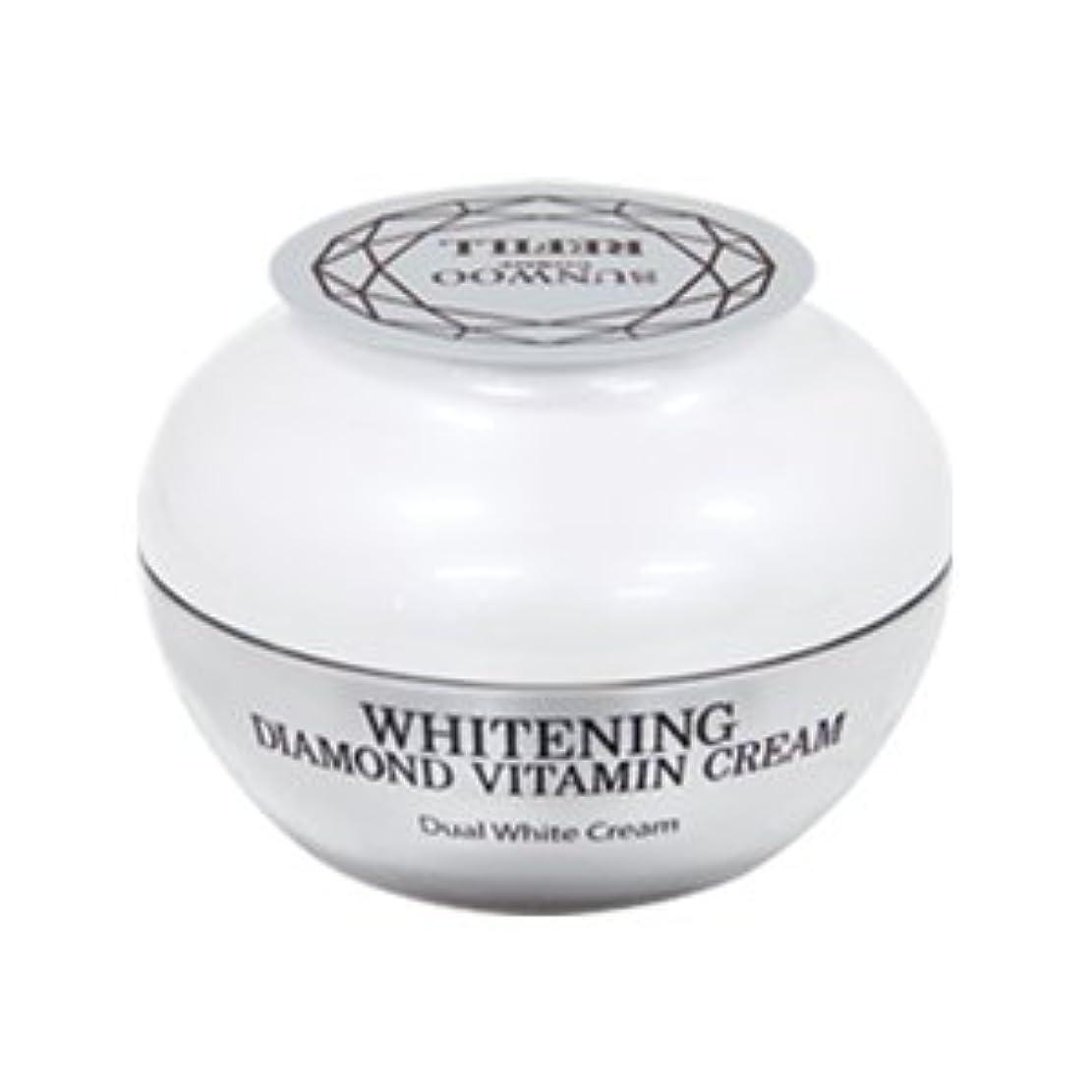 Whitening Diamond Vitamin Cream(詰替え)