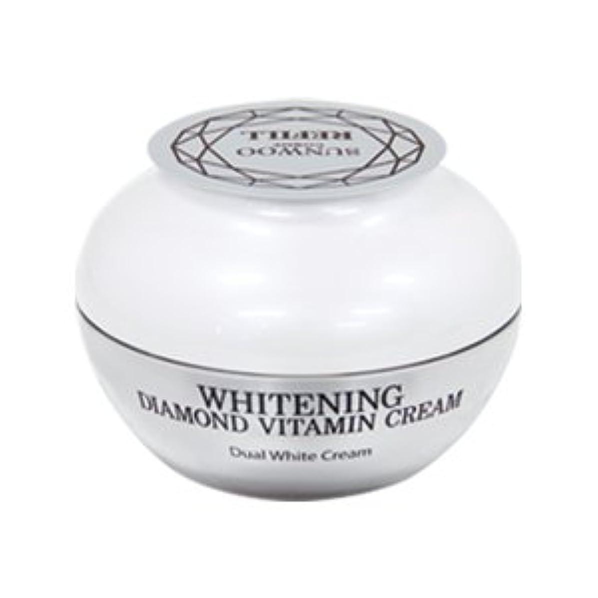 結紮ゴルフ引き出すWhitening Diamond Vitamin Cream(詰替え)