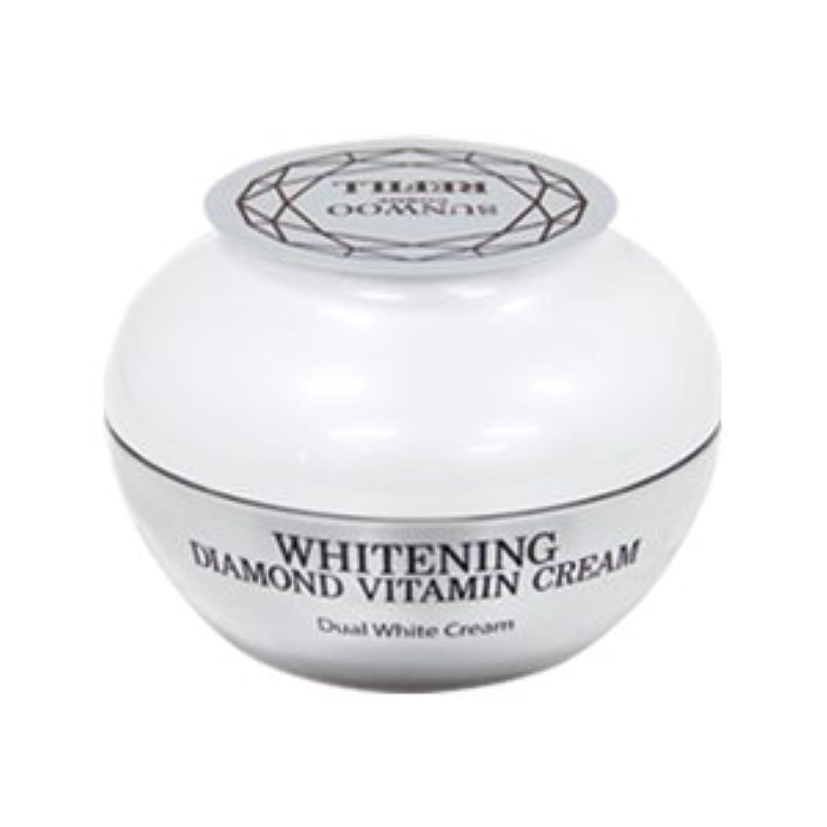 テクトニックジェスチャー速いWhitening Diamond Vitamin Cream(詰替え)
