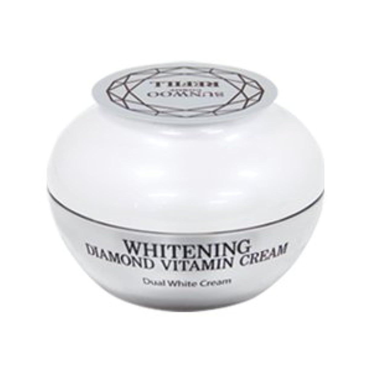 めまい気楽な窓Whitening Diamond Vitamin Cream(詰替え)