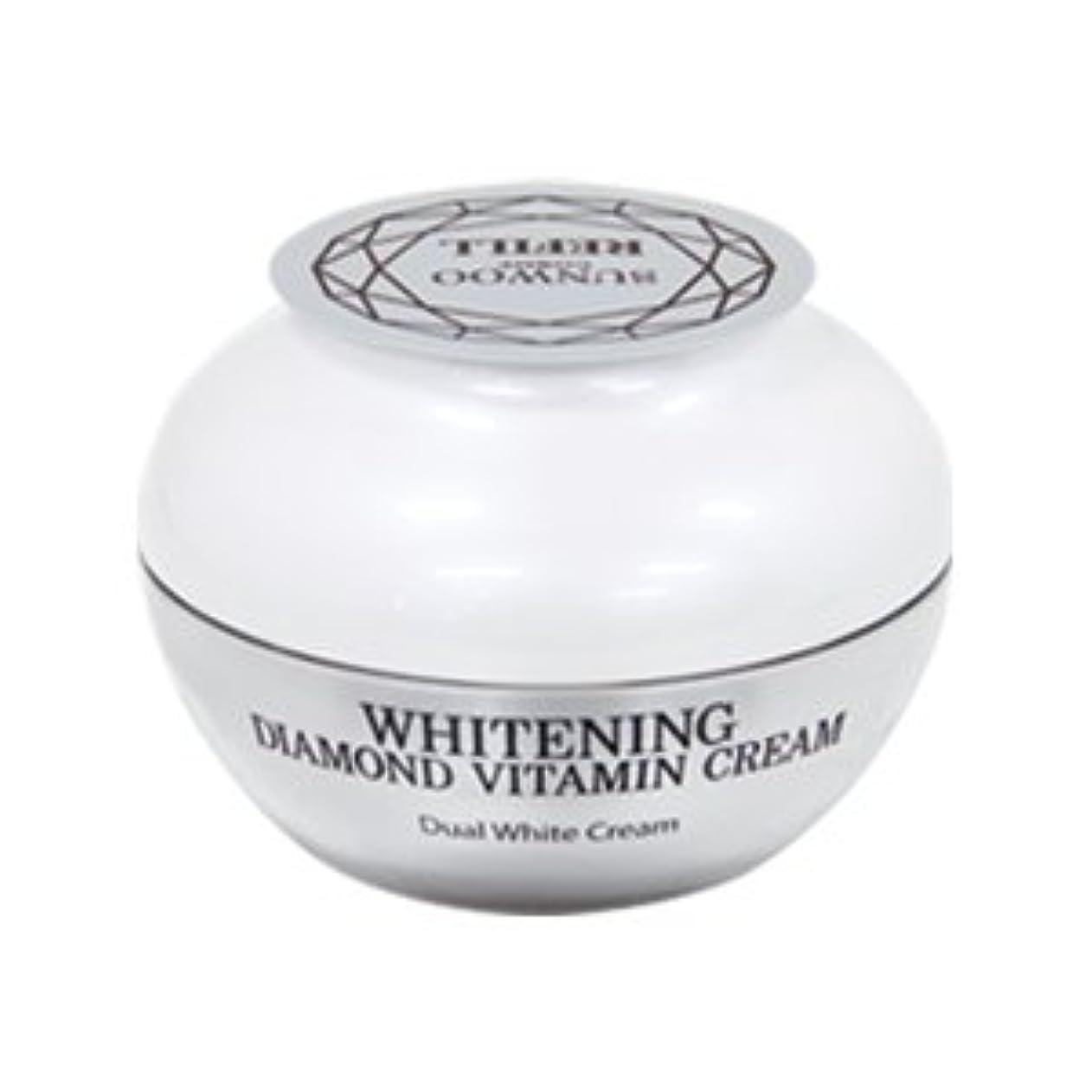 キャンベラ立証するスクランブルWhitening Diamond Vitamin Cream(詰替え)
