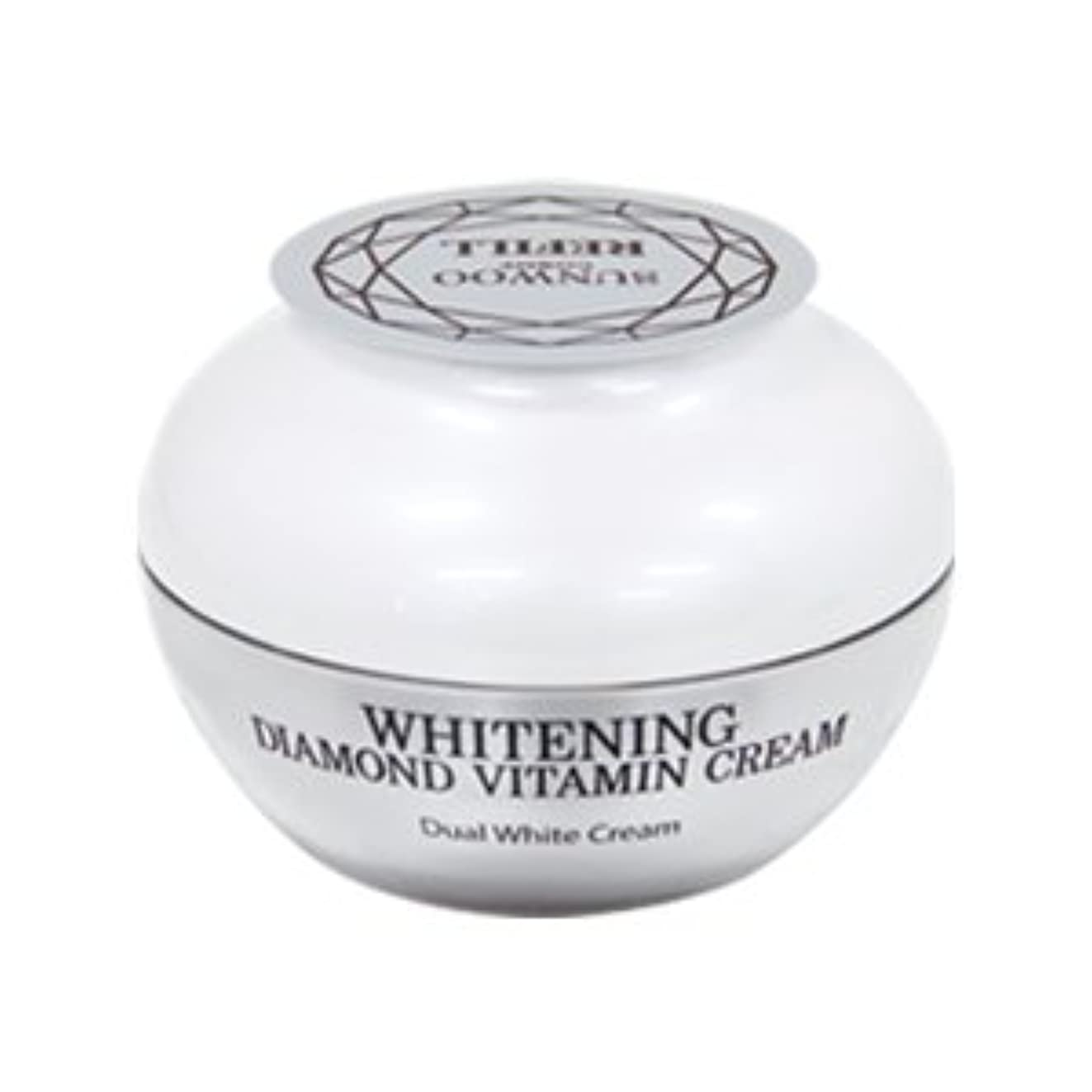 魂あそこ行政Whitening Diamond Vitamin Cream(詰替え)