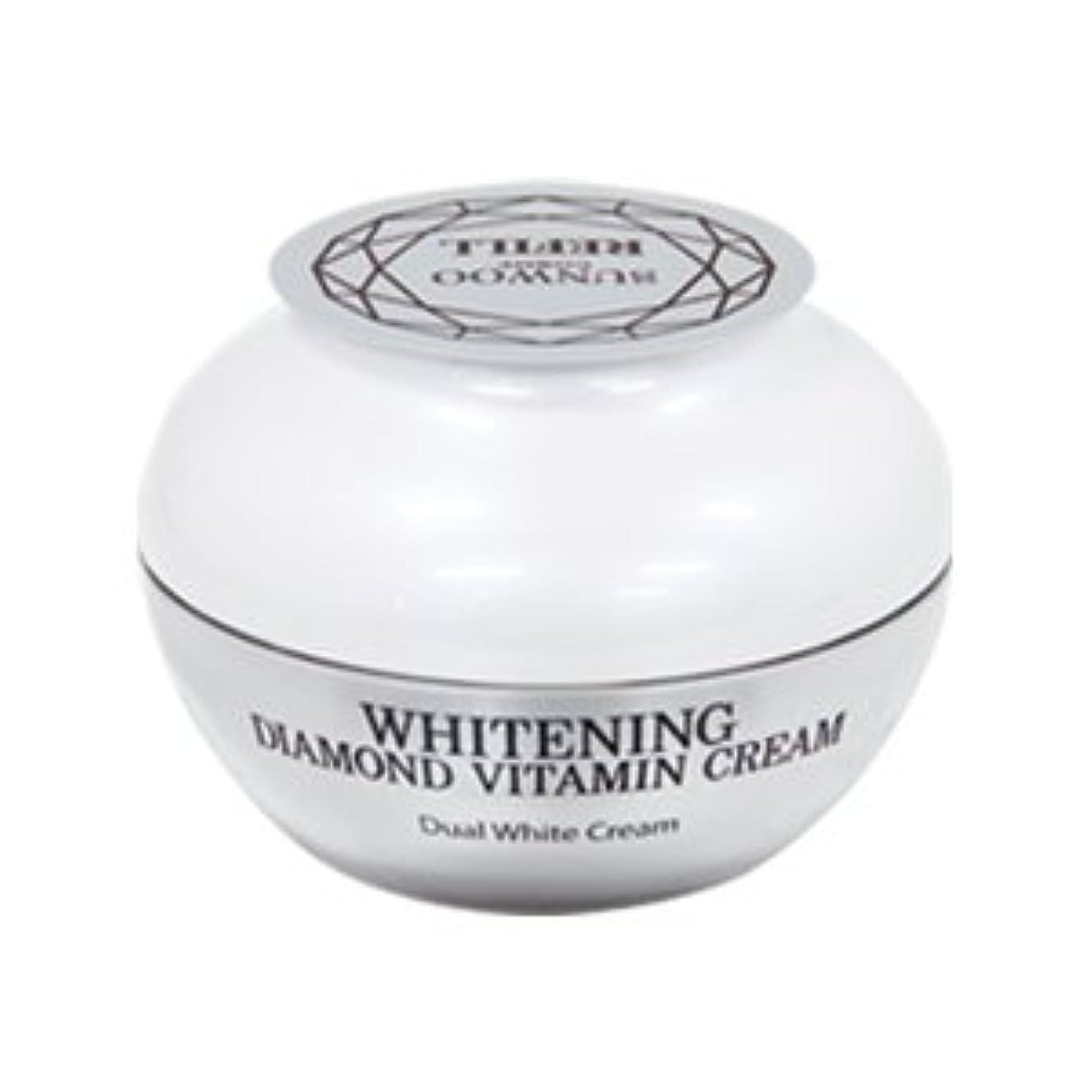 有名人広がりプレゼンテーションWhitening Diamond Vitamin Cream(詰替え)