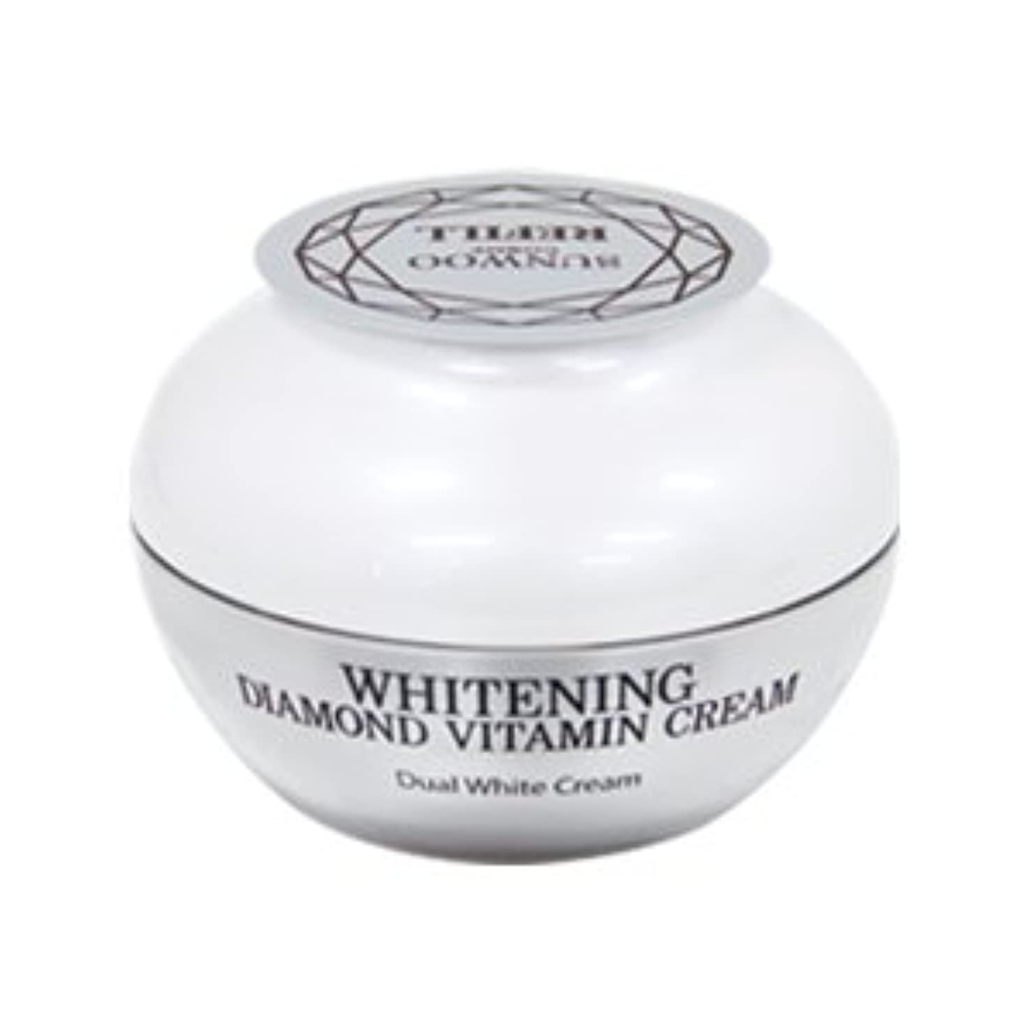 寮乳製品気候Whitening Diamond Vitamin Cream(詰替え)