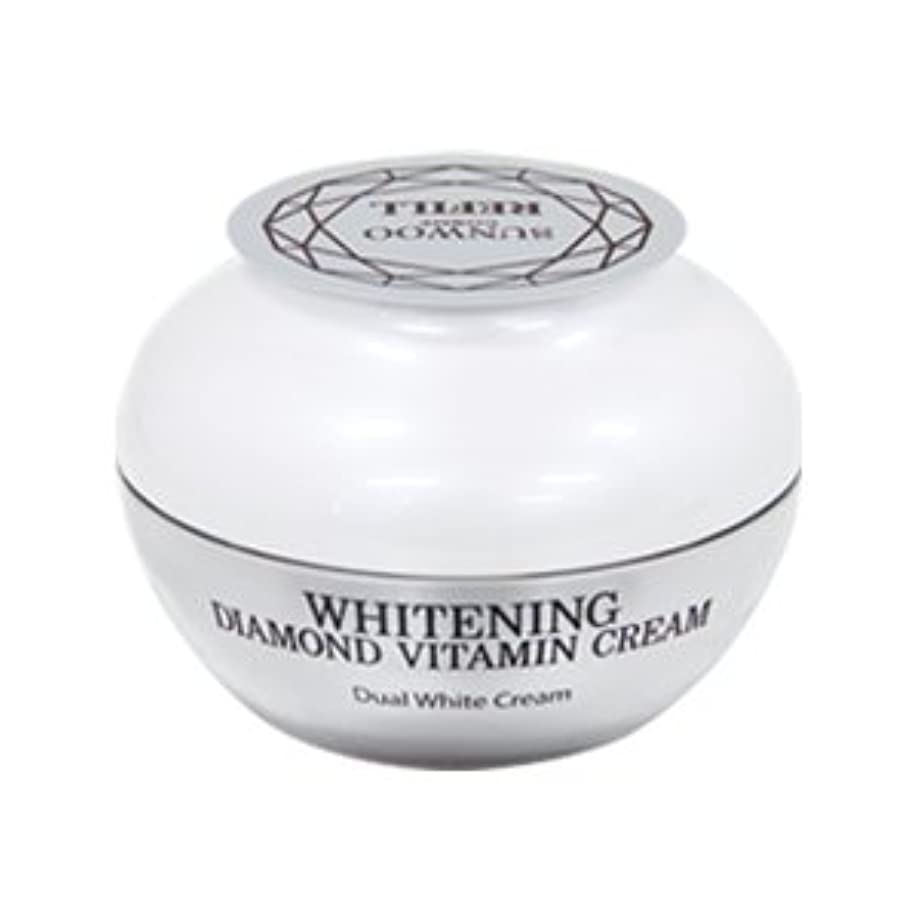 政治的夜公Whitening Diamond Vitamin Cream(詰替え)
