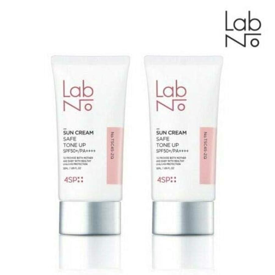 バトル寝室を掃除する巨人[1+1] LABNO セーフ トーンアップ サンクリーム 50ml SPF50+/PA++++ Safe Tone Up Sun Block Cream
