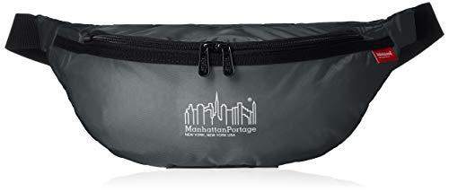 [マンハッタンポーテージ] ウエストバッグ 公式CORDURA Lite Collection Brooklyn Bridge Waist Bag グレー