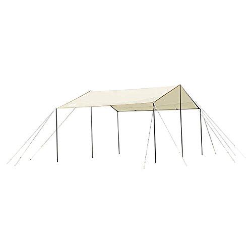 山渓×Ogawa フィールドタープレクタDX T/C コットン オフホワイト