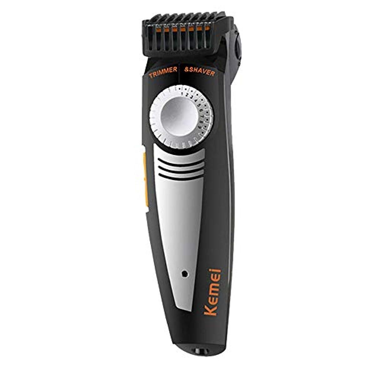 診療所参照するツイン高速男性EUプラグ髪のマシンアジャスタブルヘアーカッターのために髪トリマー専門のクリッパーを充電