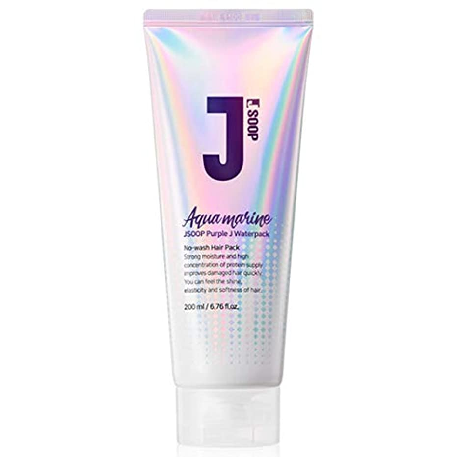 サンダースケッチ織るJSOOP PURPLE J WATER PACK AQUA MARINE