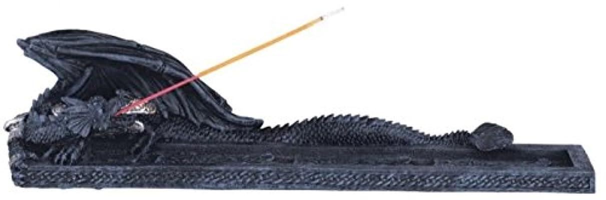 振動するヨーロッパ含めるStealStreet ss-g-71243、ドラゴン香炉コレクションアロマセラピー装飾Collectible