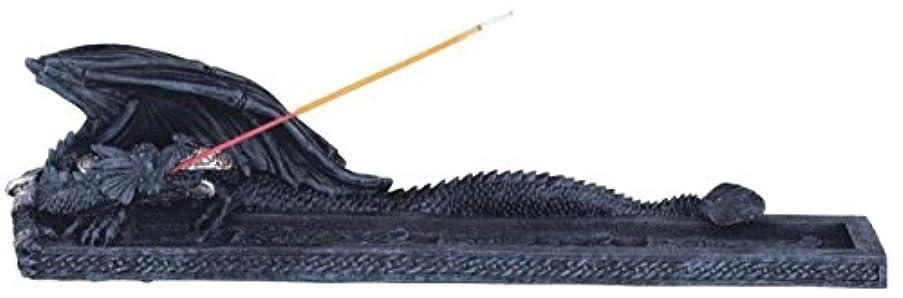 考慮申請者マージンStealStreet ss-g-71243、ドラゴン香炉コレクションアロマセラピー装飾Collectible