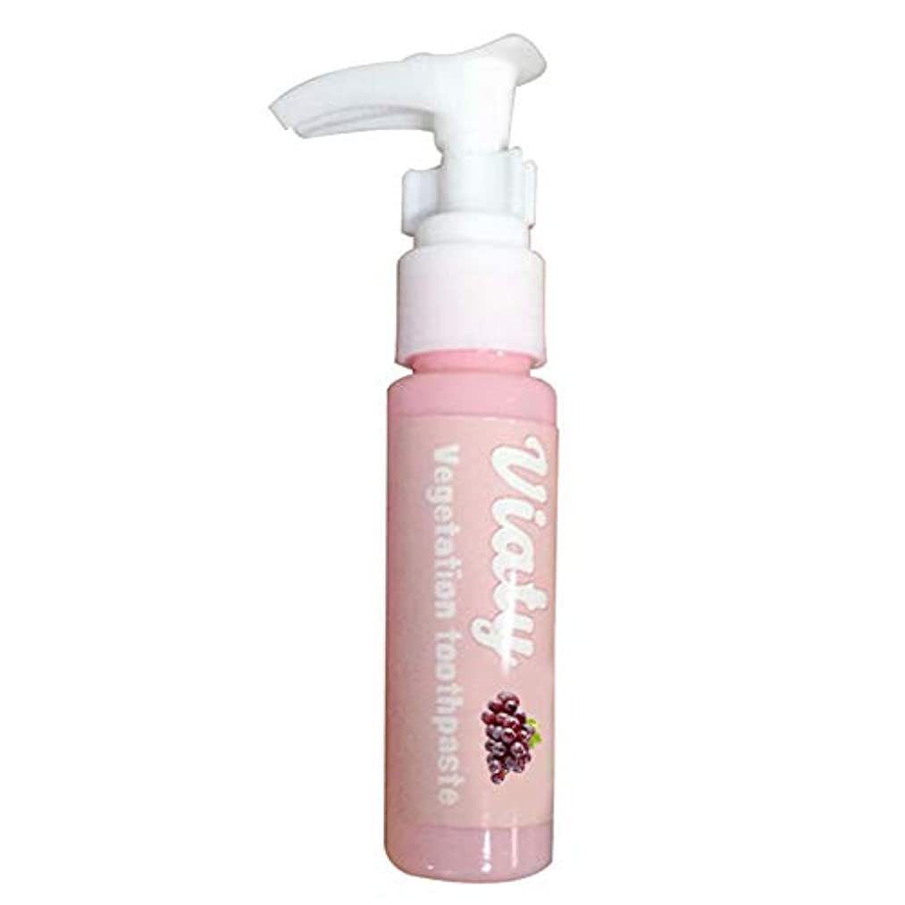 ストラップ遠征称賛Aylincool 歯磨き粉を押す旅行ベーキングソーダを白くする装置のフルーティーなベーキングソーダ歯磨き粉