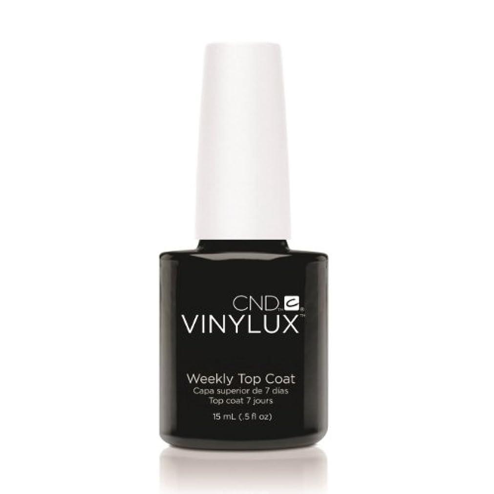 ロッジインキュバス爬虫類CND VINYLUX Weekly Top Coat - Clear (並行輸入品)