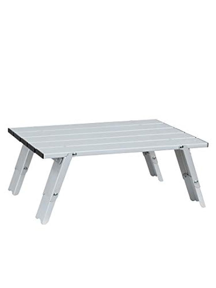 挨拶する確立セーブ(アルパインデザイン) Alpine DESIGN 2WAY ツーリングテーブル 40X23