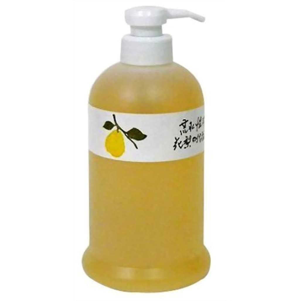 僕の放映タブレット花梨の化粧水 お徳用ホームサイズ 630ml