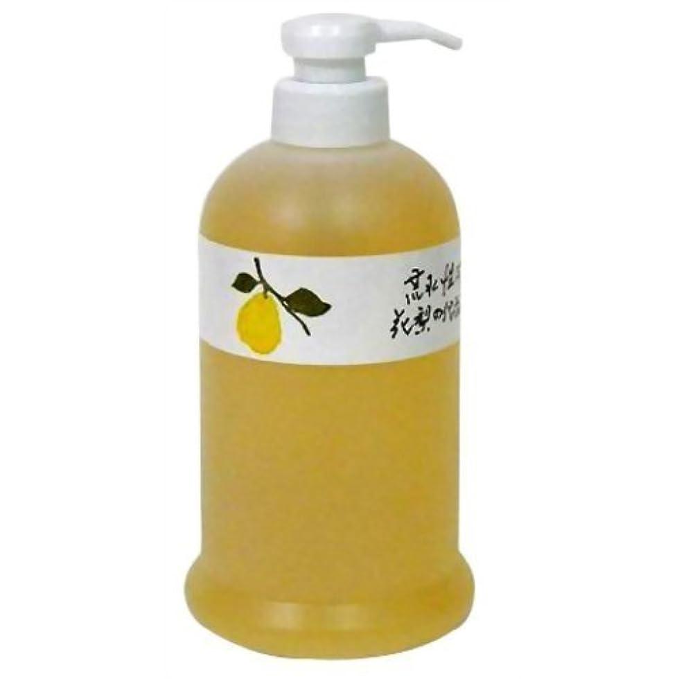 口頭マージ。花梨の化粧水 お徳用ホームサイズ 630ml