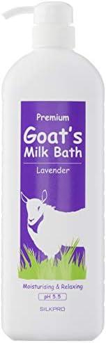 Silkpro Premium Goats Milk Bath Lavender, 1030 g