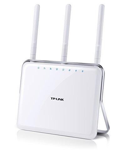 TP-Link WIFI 無線LAN ルーター 11ac/n/a/b/g 1300Mbps+600Mbps デュアルバンド ギガビット 3年保証 Archer C9 (利用推奨環境12人・4LDK・3階建)