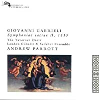 Gabrieli: Symphoniae Sacrae
