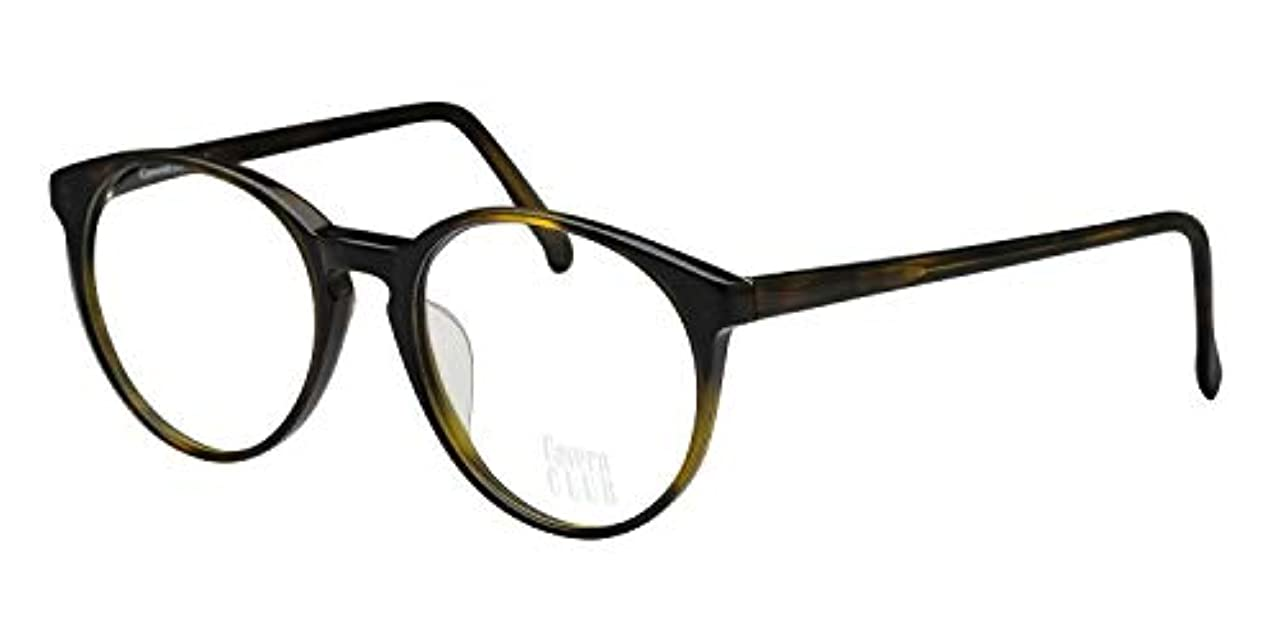 鯖江ワークス(SABAE WORKS) 老眼鏡 ボストン ブラウンデミ CC710C33 +2.50
