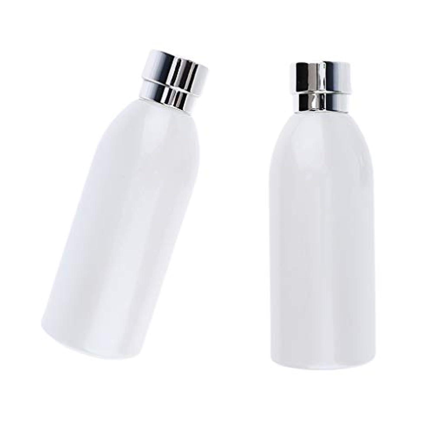 終わらせる真面目なマイナーPerfeclan 小分け容器 詰め替えボトル 空ボトル ローションボトル 化粧品瓶 トラベルボトル 120ml 2個