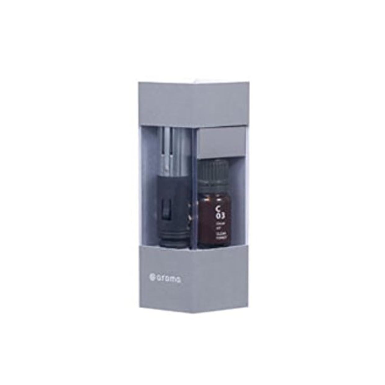 行動サスティーンニンニク自動車用アロマディフューザー ドライブタイム オイルセット(クリーンフォレスト5ml)