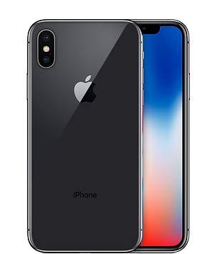 iPhone X 256GB SIMフリー スペースグレイ